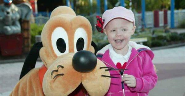 Make A Wish Stories Childrens Last Wishes Coming True
