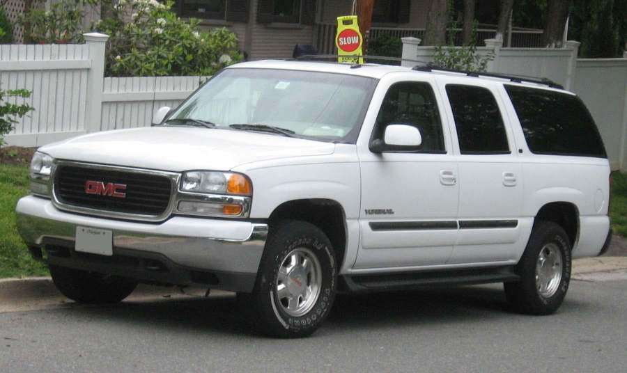 All GMC Models  List of GMC Cars   Vehicles Chevrolet Suburban is listed  or ranked  2 on the list Full List of GMC