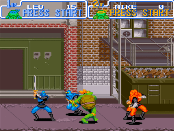 15 Games That Should Have Been In The SNES Classic Teenage Mutant Ninja Turtles IV  Turtles In Time