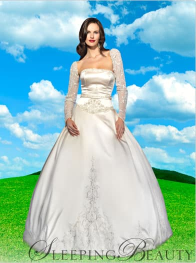 Disney Princess Wedding Dresses Amp Gowns From Disney Bridal