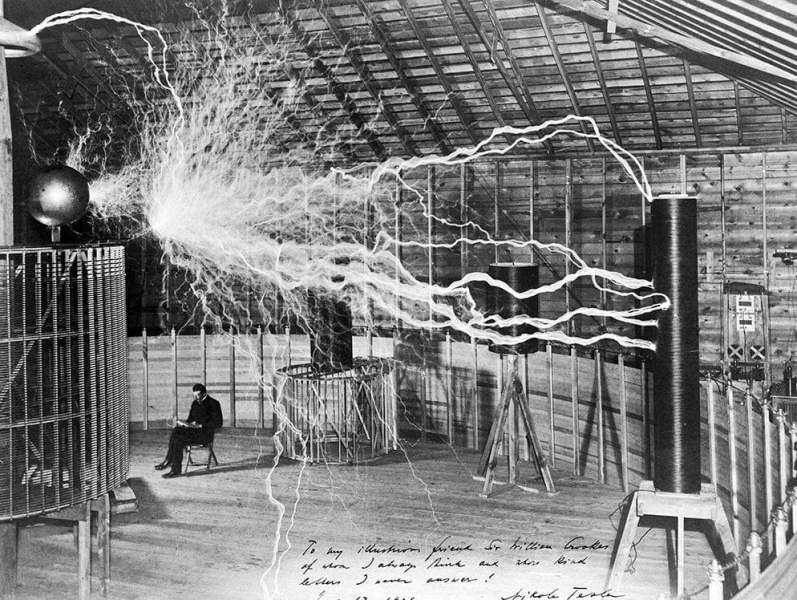 35  Cool Historical Photos You Probably Haven t Seen A Test Of A Super Conductor In 1901