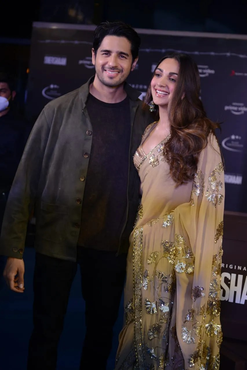 10 photos of rumoured couple Kiara Advani and Sidharth Malhotra that are  proof of their chemistry