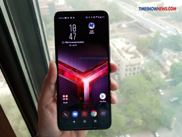 Asus ROG Phone 2 gaming smartphone launched: Price in India, gaming features, and more