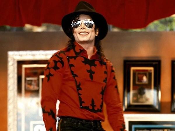 Michael Jackson was