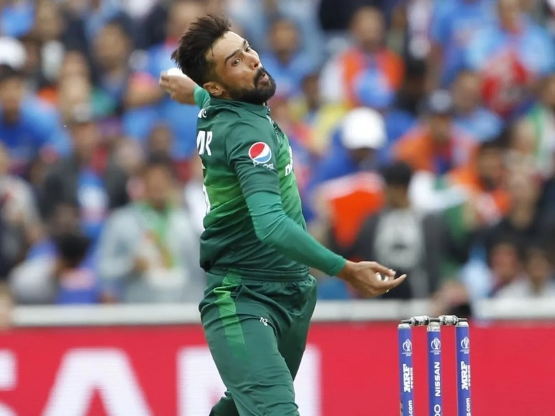 Mohammad Amir retires: Pakistan pacer Mohammad Amir announces retirement  from international cricket, alleges mental torture   Cricket News