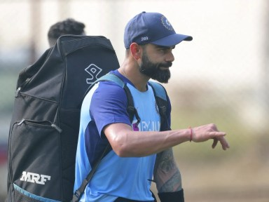 From now on we'll be playing a team close to one travelling to Australia for World T20: Virat Kohli