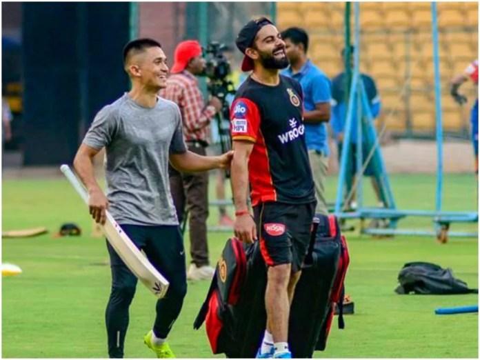 HBD Sunil Chhetri: கால்பந்து விளையாட தகுதியில்லாதவர் என்று ஒதுக்கி வைக்கப்பட்டவர், இன்று உலகளவில் அதிக கோல் அடித்தவர் பட்டியலில் 3 வது இடம்