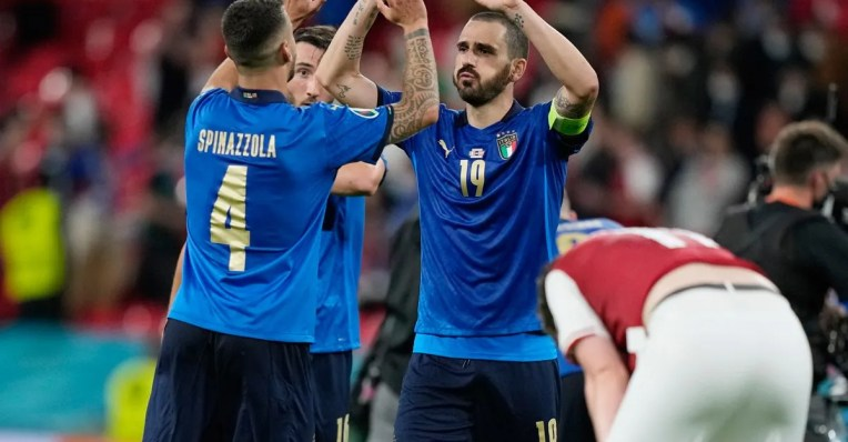 UEFA Euro 2020 results   Roberto Mancini's Italy see off battling Austria  to join Denmark in UEFA Euro 2020 quarter-finals   Football News