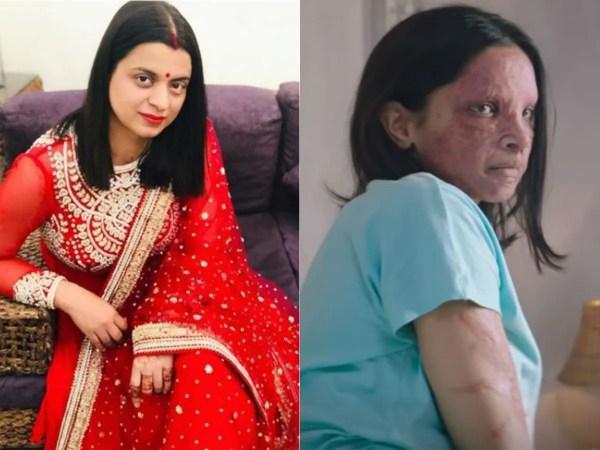 Rangoli Chandel supports Deepika Padukone