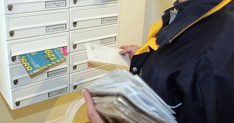 Briefe landen immer wieder im falschen Postkasten (Bild: Andi Schiel)
