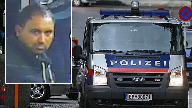 Sex-Täter fällt über 28-jährige Wienerin her (Bild: Polizei, APA/VOL life/Hofmeister)