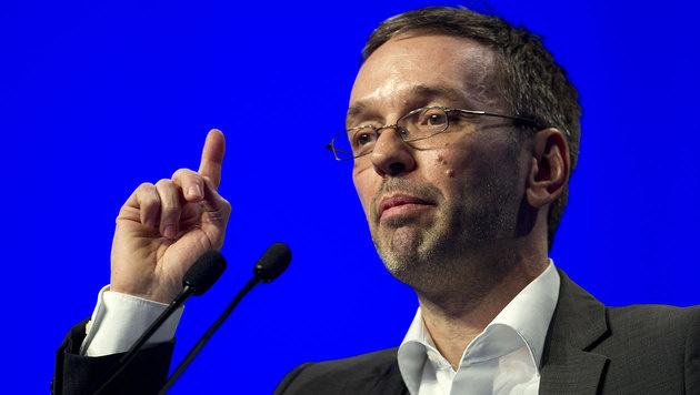 FPÖ-Generalsekretär Kickl (Bild: APA/ERWIN SCHERIAU)