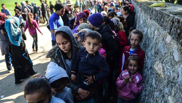 Rückführung: Vorbereitungen laufen auf Hochtouren (Bild: APA/AFP/BULENT KILIC)