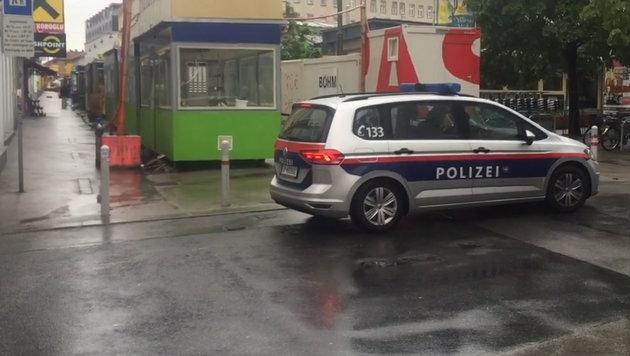 Passantin in Wien erschlagen: Kenianer verhaftet (Bild: Andi Schiel)