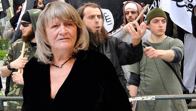 Schwarzer kritisiert wiederholt das Frauenbild in der muslimischen Welt. (Bild: APA/dpa)