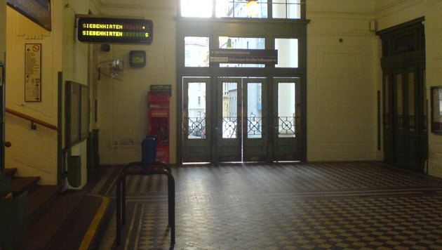 Das Innere der Station (Bild: Wikipedia.com)