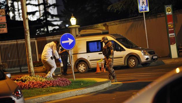 Militärputsch in der Türkei: Erdogan gestürzt? (Bild: ASSOCIATED PRESS)