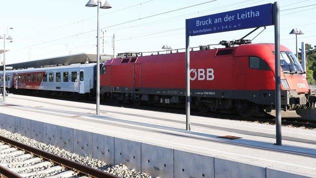 19-Jährige an Bahnhof von 2 Männern vergewaltigt (Bild: Reinhard Judt)