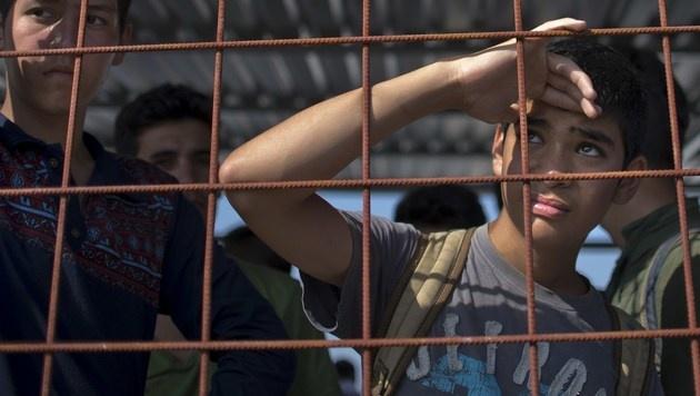 Junge Afghanen werden häufig Opfer sexueller Gewalt. (Bild: AFP)