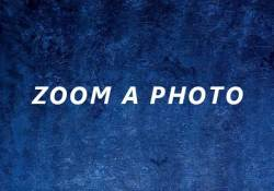zoom a photo without making it blurry