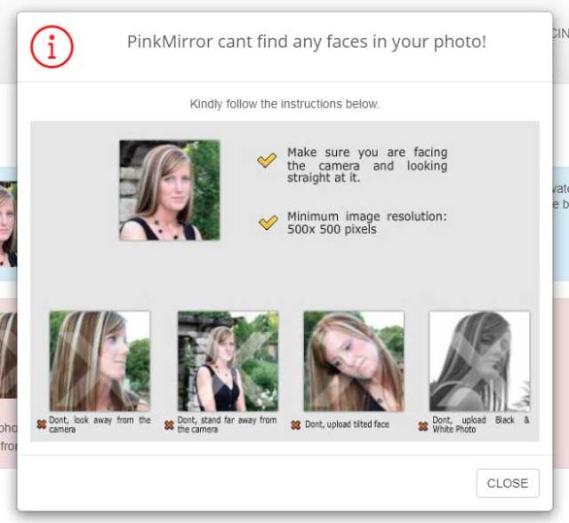 pinkmirror result