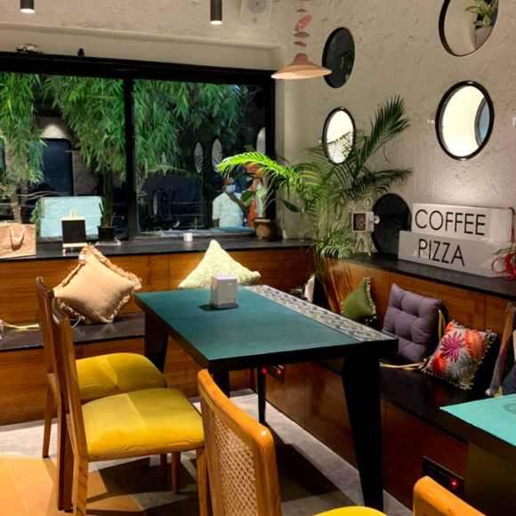 Try Italian Food & Coffee At Ambra Cafe, GK 2 | LBB, Delhi