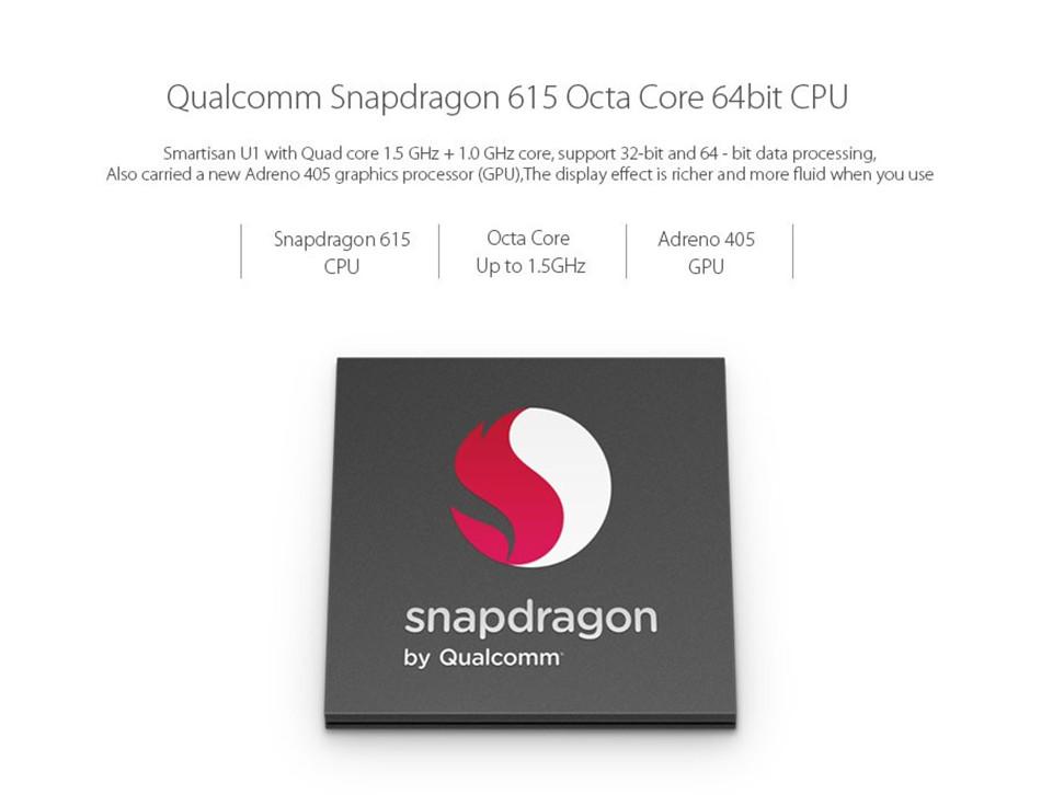 Smartisan YQ601 Snapdragon 615