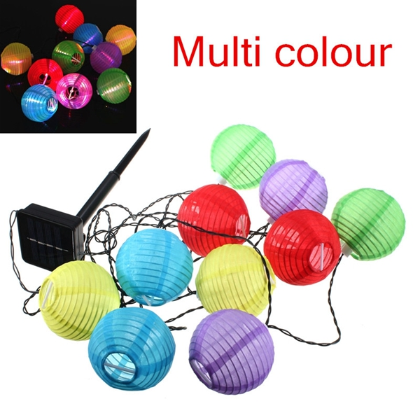 Multi Coloured Led Flood Lights