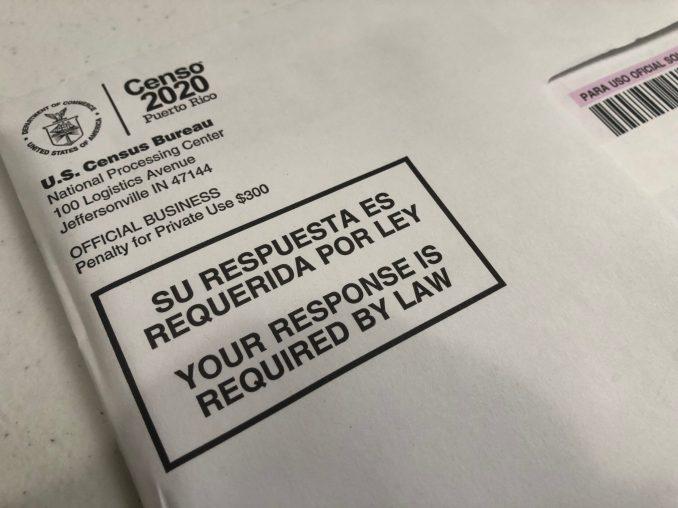 Preocupapor lentitud ciudadana en llenar el censo de 2020