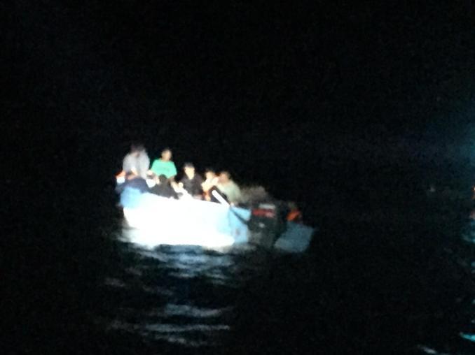 Detienen a 17 indocumentados que intentaban entrar a Puerto Rico