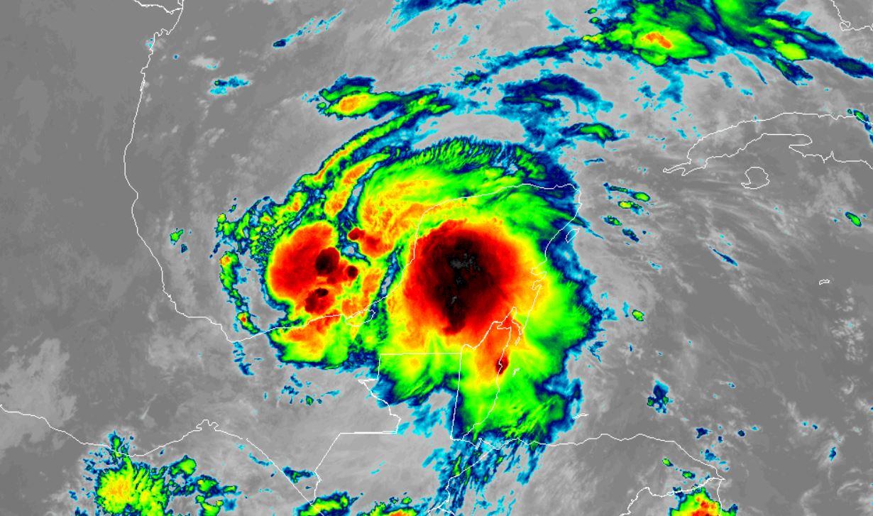 Se forma la Tormenta Tropical Cristóbal