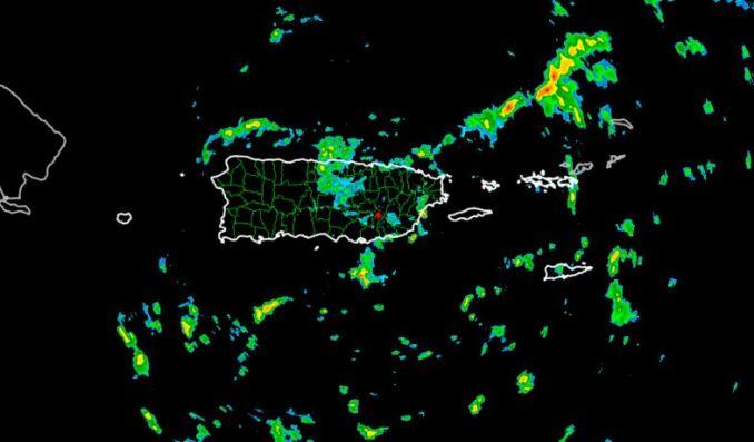 Llegan lluvias por de Onda Tropical, pero el calor se sentirá de 107 grados