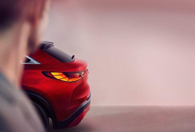 Infiniti QX55: El nuevo coupé de la marca