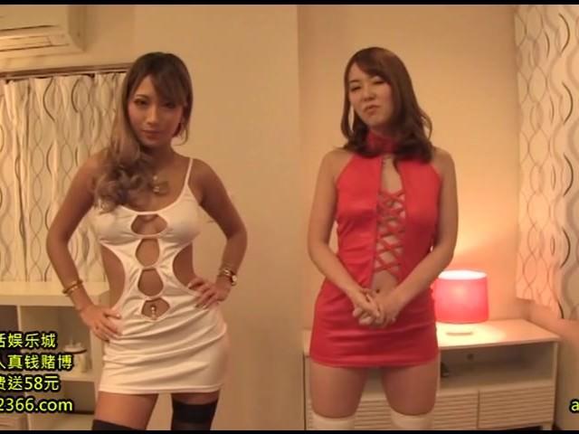 【AIKA 波多野結衣】精子が枯れてチ●ポふやふやになるまで咥えまくる痴女2名とハーレム3P