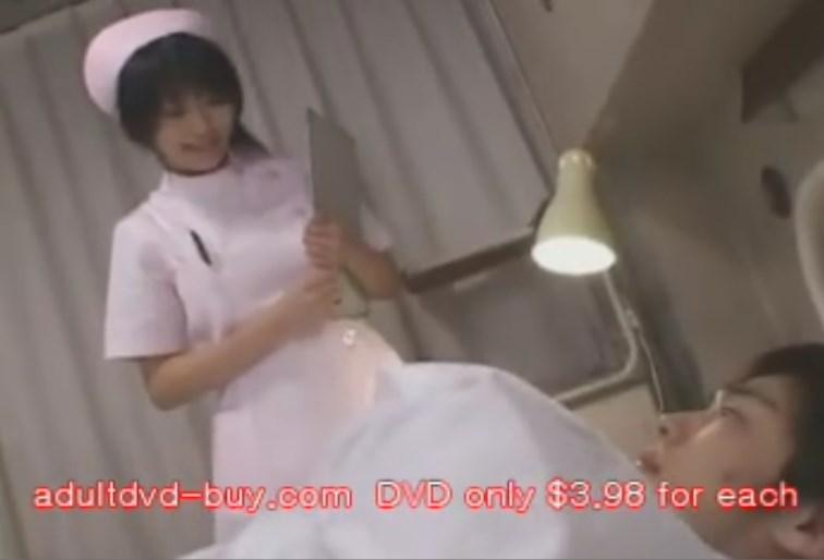 【範田紗々】患者におっぱいをペロペロされて強引にハメられてしまう美人ナース