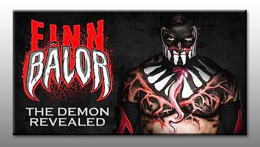 watch finn balor documentary