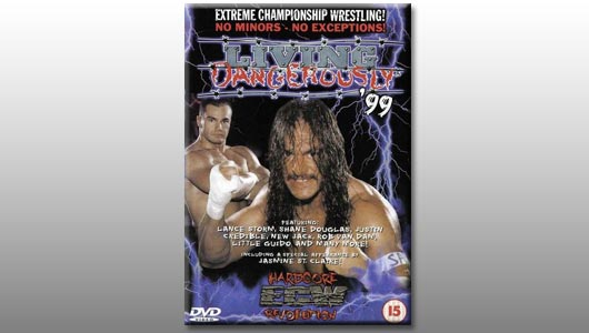 watch ecw living dangerously 1999
