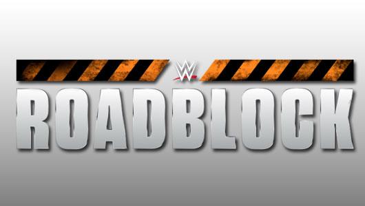 watch wwe road block