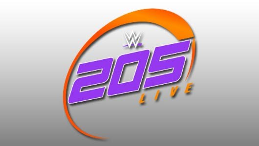 watch wwe 205 live 1/2/2019
