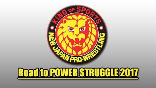 watch njpw road to power struggle 10/21/2017