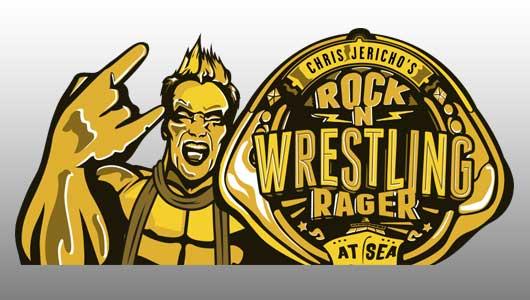 watch chris jerichos rock n wrestling rager at sea 2018