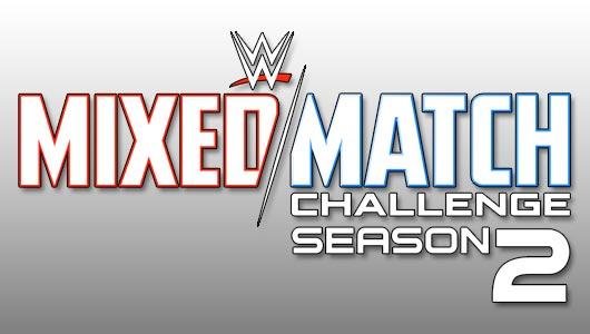 watch wwe mixed match challenge 12/11/2018