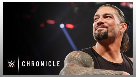 watch wwe chronicle: roman reigns