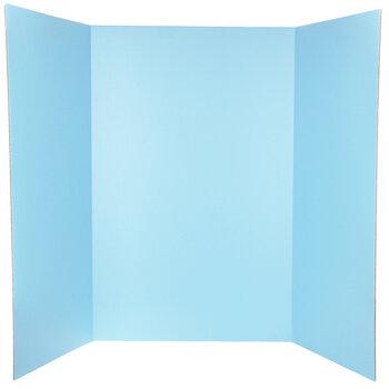 light blue project display board 36 x 48