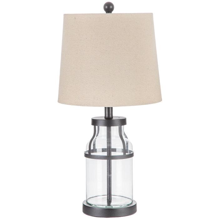 trimmed glass lamp hobby lobby 1763796