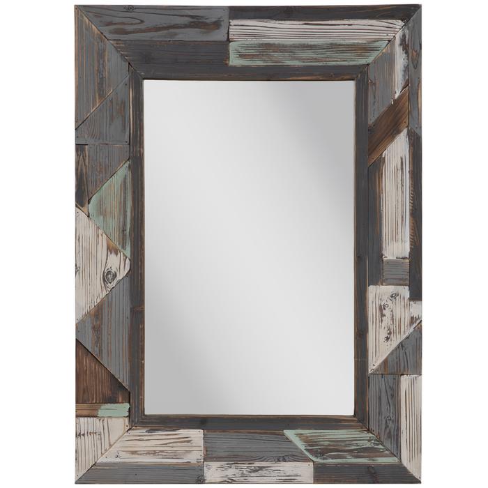 distressed wood wall mirror hobby lobby 1137777