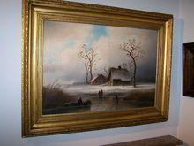 Gustav Muller Gemalde Herbst Im Bayreuther Hofgarten Ebay