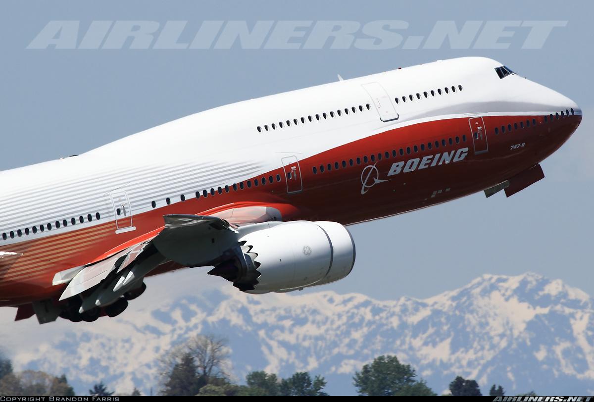 Boeing 747 8jk Boeing Aviation Photo 1928124