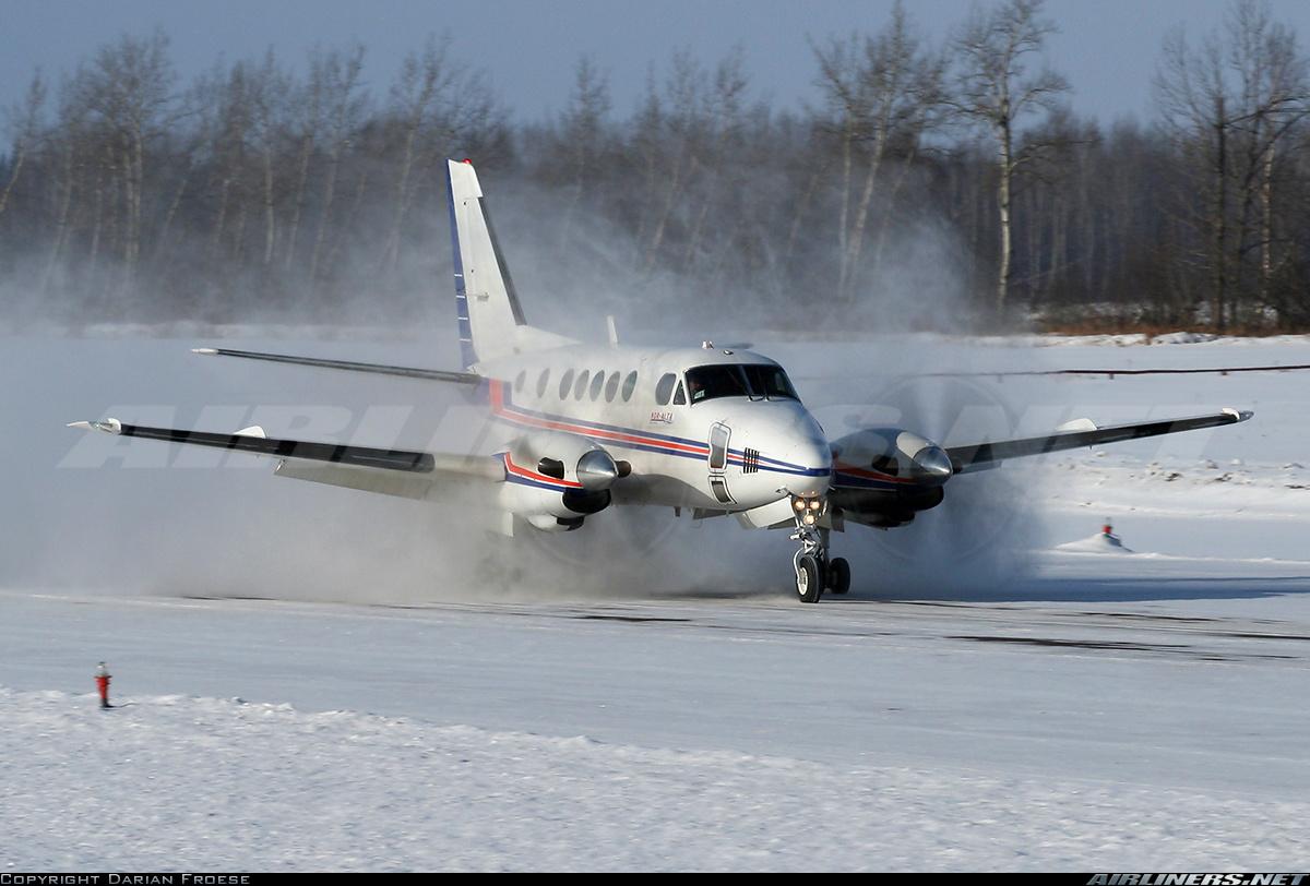 Beech A100 King Air  NorAlta Aviation Leasing | Aviation