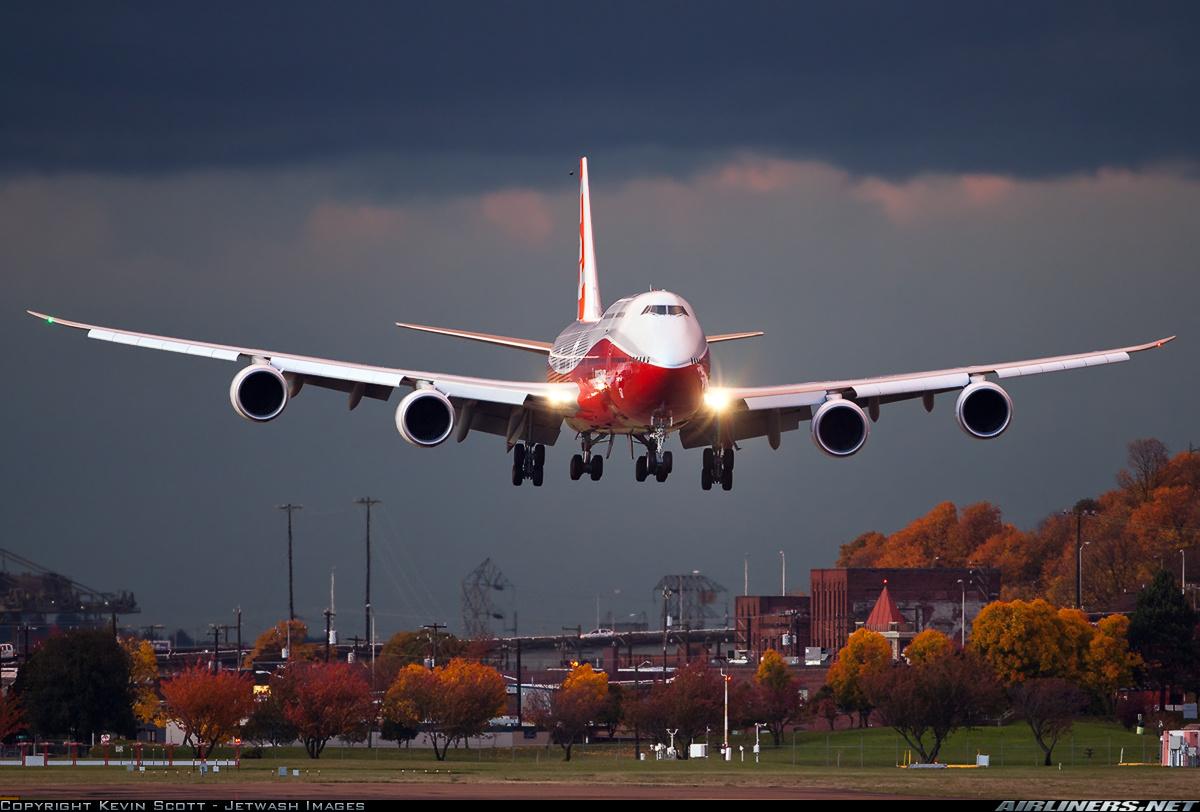 Boeing 747 8jk Boeing Aviation Photo 2047776
